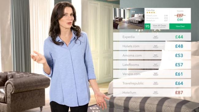 "Trivago's TV ads claimed they had the ""best price"" for hotel rooms, but the ACCC says the highlighted price was not always the cheapest available."