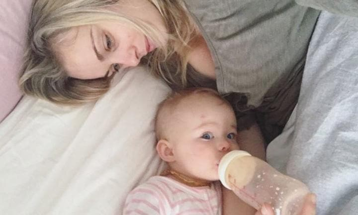 """I tried EVERYTHING to breastfeed. It wasn't enough, and that's OK."""