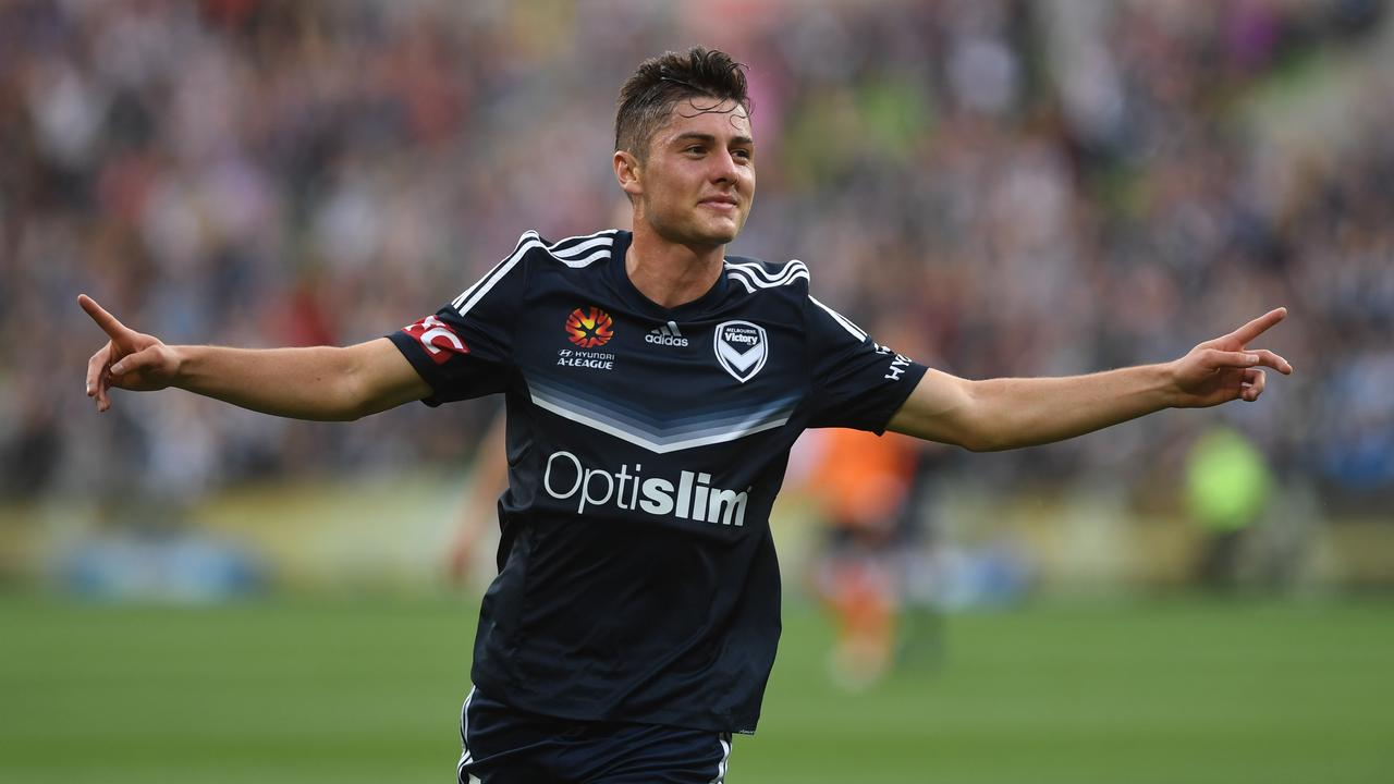 Look who is coming back: former Melbourne Victory star Marco Rojas is set to rejoin the club.