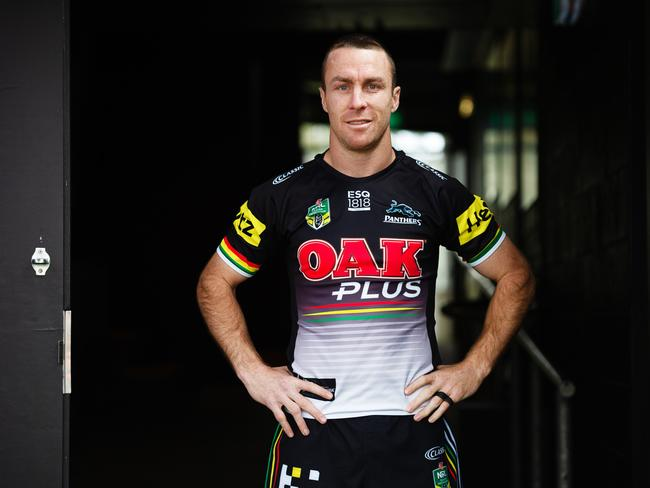 James Maloney backs de Belin to play in round one.