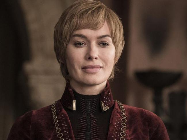 Cersei Lannister (Lena Heady) in Game of Thrones. Picture: HBO