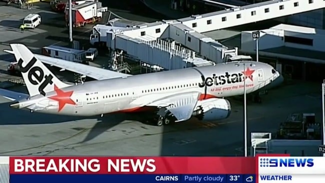 Jetstar ground crew, handlers to strike at busiest time of year (9 News)