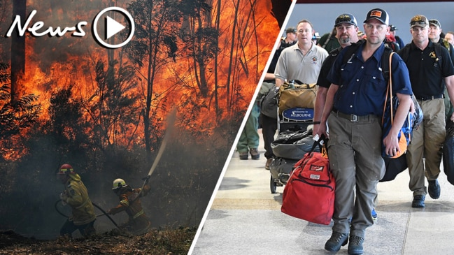 Australia bushfires: Huge fires merge as conditions expected to worsen
