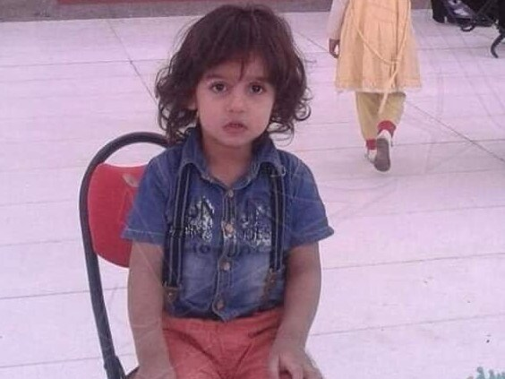 Zakariya was beheaded, allegedly by a taxi driver. Picture: Sajid Hussain