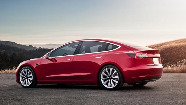 High stakes: Tesla's future is riding on the success of the Model 3.
