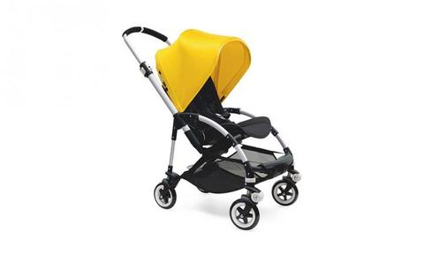 "BUGABOO BEE3 ALUMINIUM FRAME: Extra light, compact and quick, this sunny stroller has a unique seat which grows with your child – extending, reversing and reclining in just a few clicks. While its one-piece fold with seat makes it easy to collapse, carry and store in the tightest of spaces.  <a href=""http://www.babyroad.com.au/products/PRAMS-STROLLERS/Single-4-Wheels/Bugaboo-Bee3-Aluminium-Frame"">BUY IT HERE</a>"