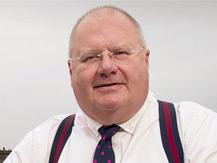 Former British Conservative MP Sir Eric Pickles rebounded in fine style