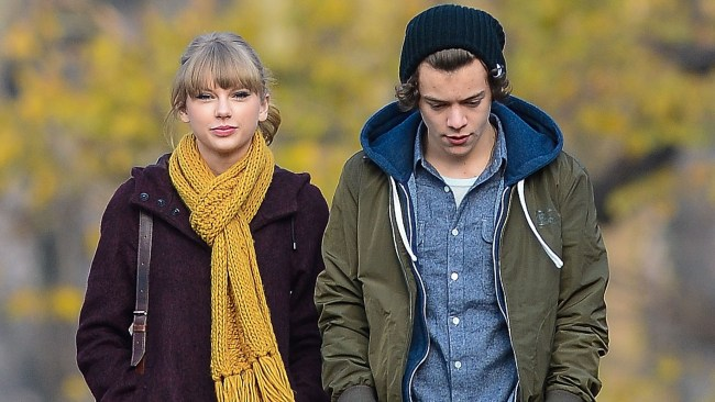 Harry styles dating taylor