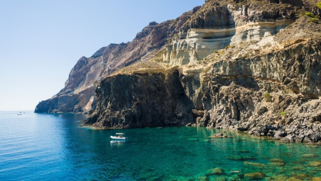 Say ciao to beautiful Pantelleria.