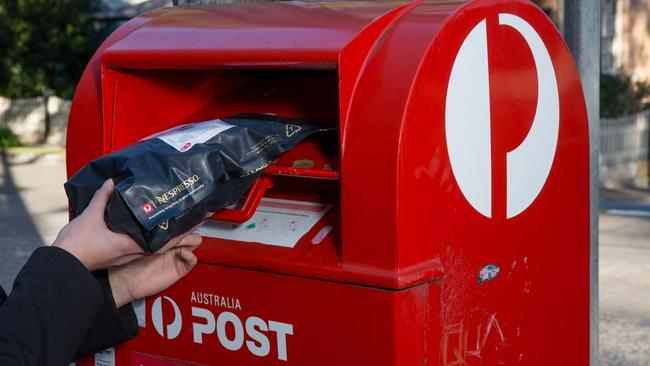 Australia Post Express Post Satchels Parcels Prices To