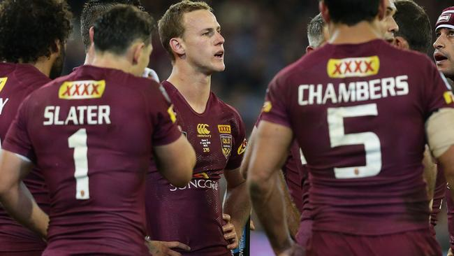 Daly Cherry-Evans is again a frontline contender for a Queensland jersey.