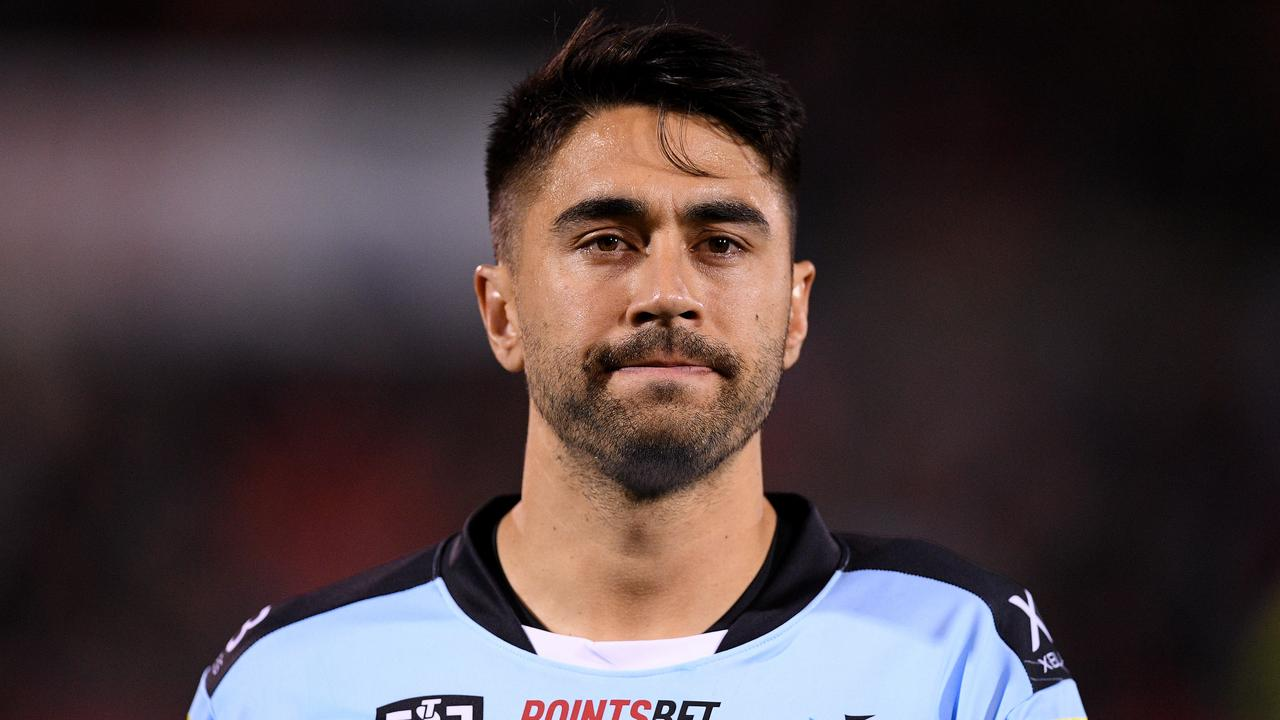 Shaun Johnson was poor for the Sharks.