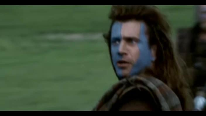 mel gibson reveals secrets from behind the scenes of braveheart