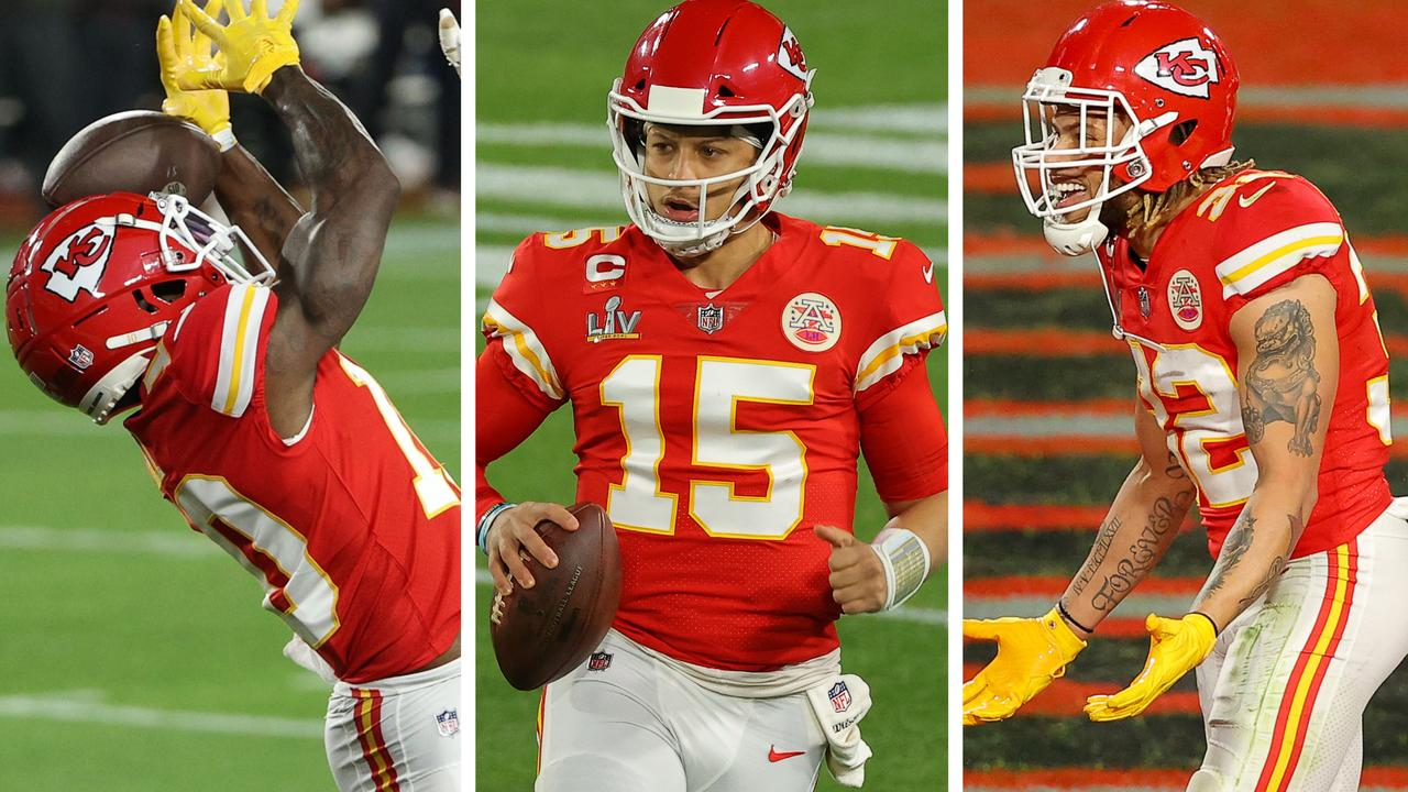 The Kansas City Chiefs rued a number of big errors.