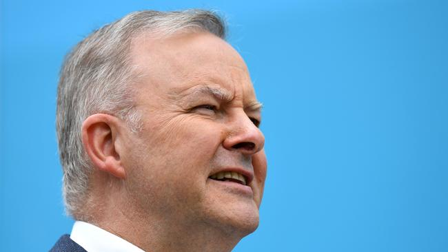 Anthony Albanese wants to improve protections for workers who miss out on sick and holiday leave or superannuation. Picture: Dan Peled