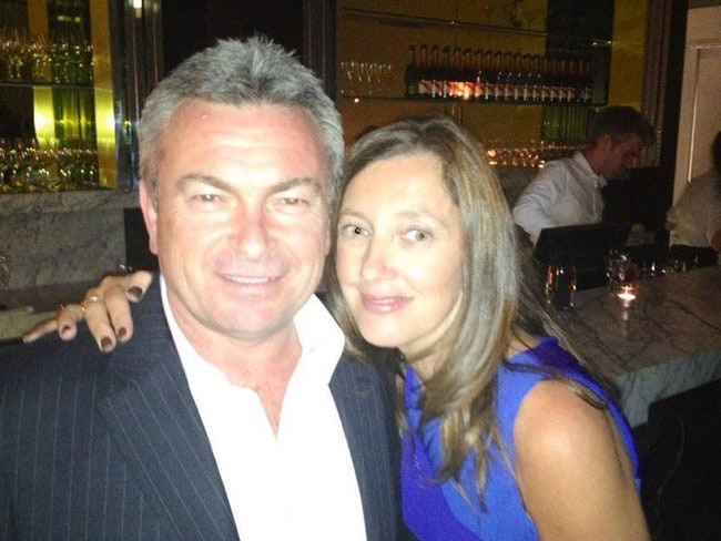 Borce and Karen Ristevski were married for more than two decades before he killed her in 2016.