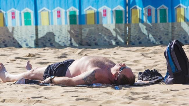 The heatwave continues with hot and sunny weather. Picture: Carolyn Jenkins/Alamy Live News