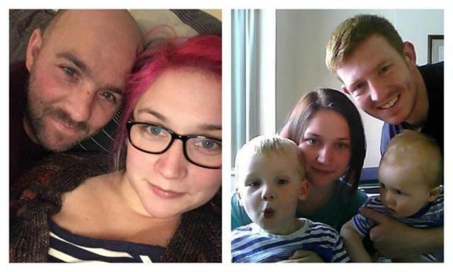 Mum-of-three reveals heartbreak of being widowed twice before turning 30