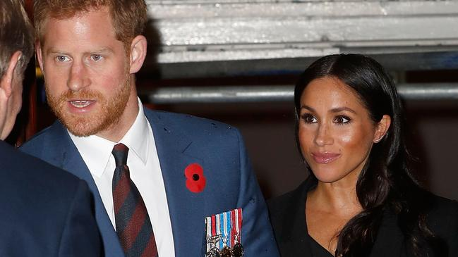 meghan and harry join queen at remembrance day in london harry join queen at remembrance day