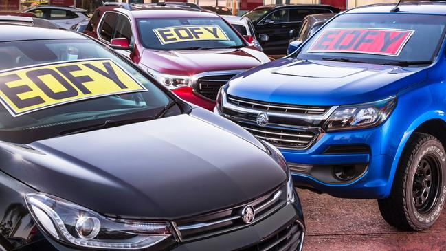 end of financial year sales 2019  best new car sales in australia 2019