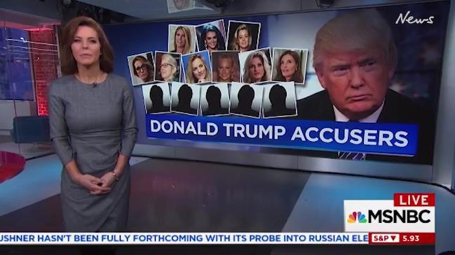 How many women have accused trump of sexual harassment