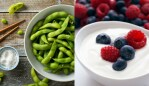 What healthy snack would you opt for? Image: iStock