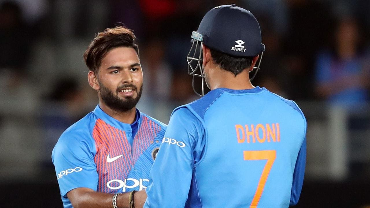 Rishabh Pant has been named in the T20 and ODI squads against Australia.