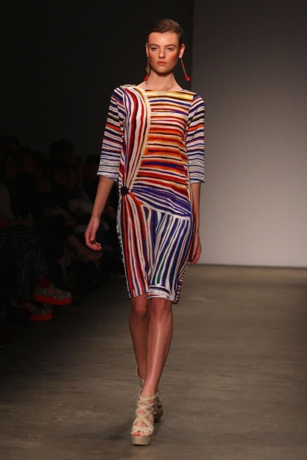 Roopa Pemmaraju Australian Fashion Shows S/S 2012/13
