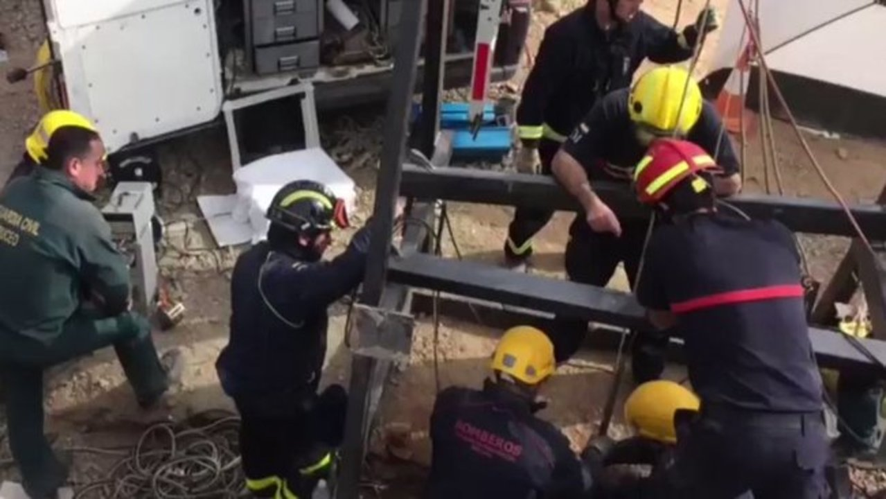 Rescue Crews Rush to Save Boy Trapped in Malaga Well Ahead of Forecast Rain