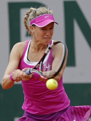 Bouchard is in the middle of a major form slump.