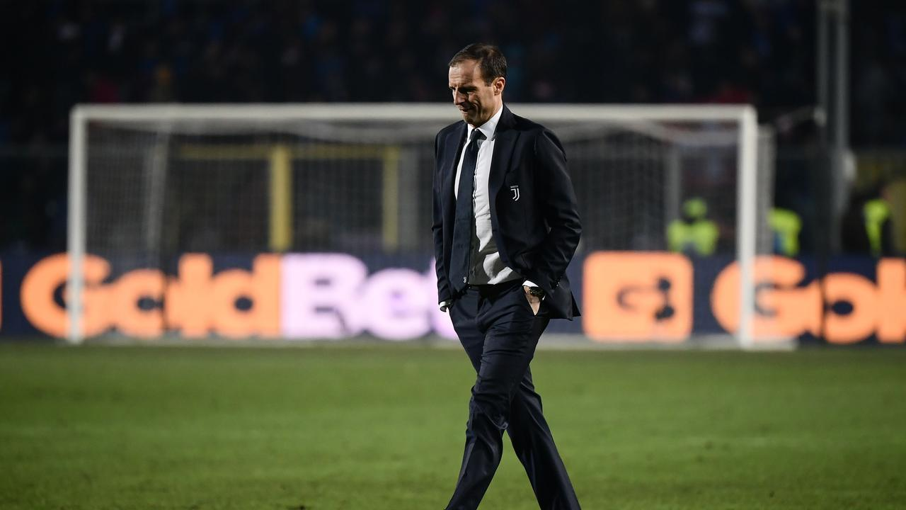 Allegri will part ways with Juventus