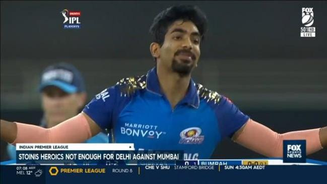 Mumbai advance to IPL Final