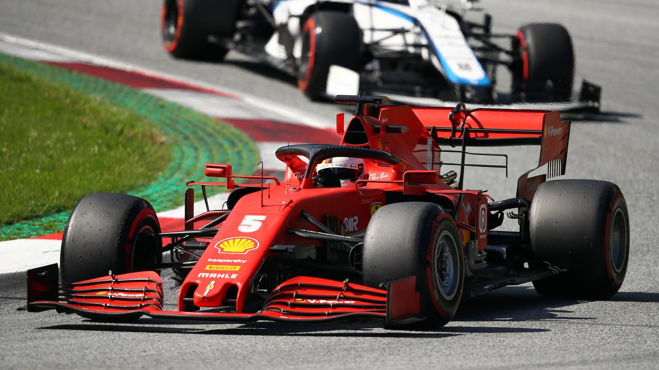 Sebastian Vettel's last Ferrari season could be a long one.