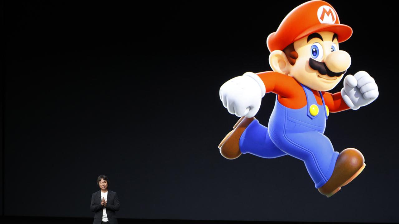 Super Mario Will Jump to the iPhone