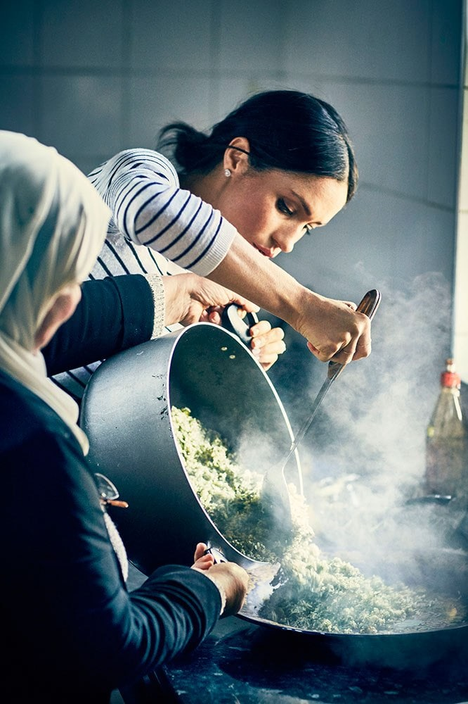 Meghan Markle has launched a cookbook!