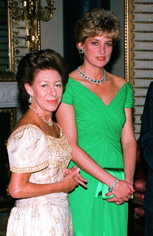 Royal Family Why Princess Margaret Never Forgave Princess Diana