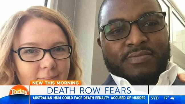 Adelaide mother could face death penalty in US over alleged murder of step-daughter