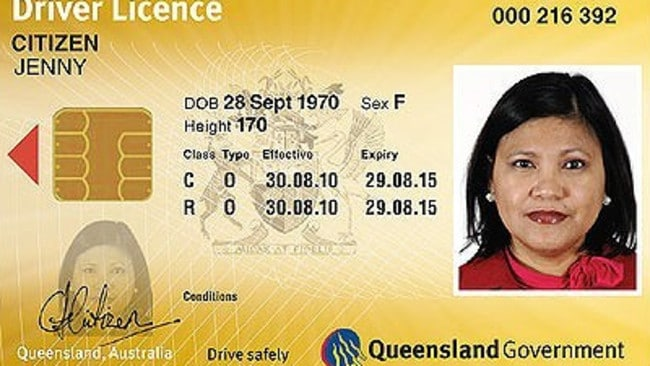 Under License The Get Queensland Courier-mail Facial Police To Data Access Drivers' New Bill