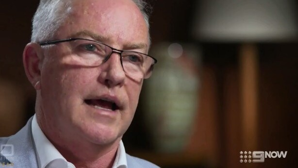 Property investor Bushy Martin says homeowners are to blame for the crisis. Picture: 60 Minutes