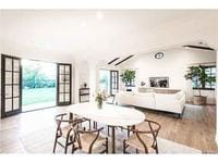 Tour Lauren Conrad S Light Filled Californian Home Vogue