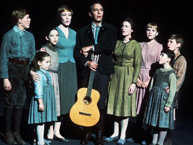 Sound of Music cast reveal movie's dark secrets