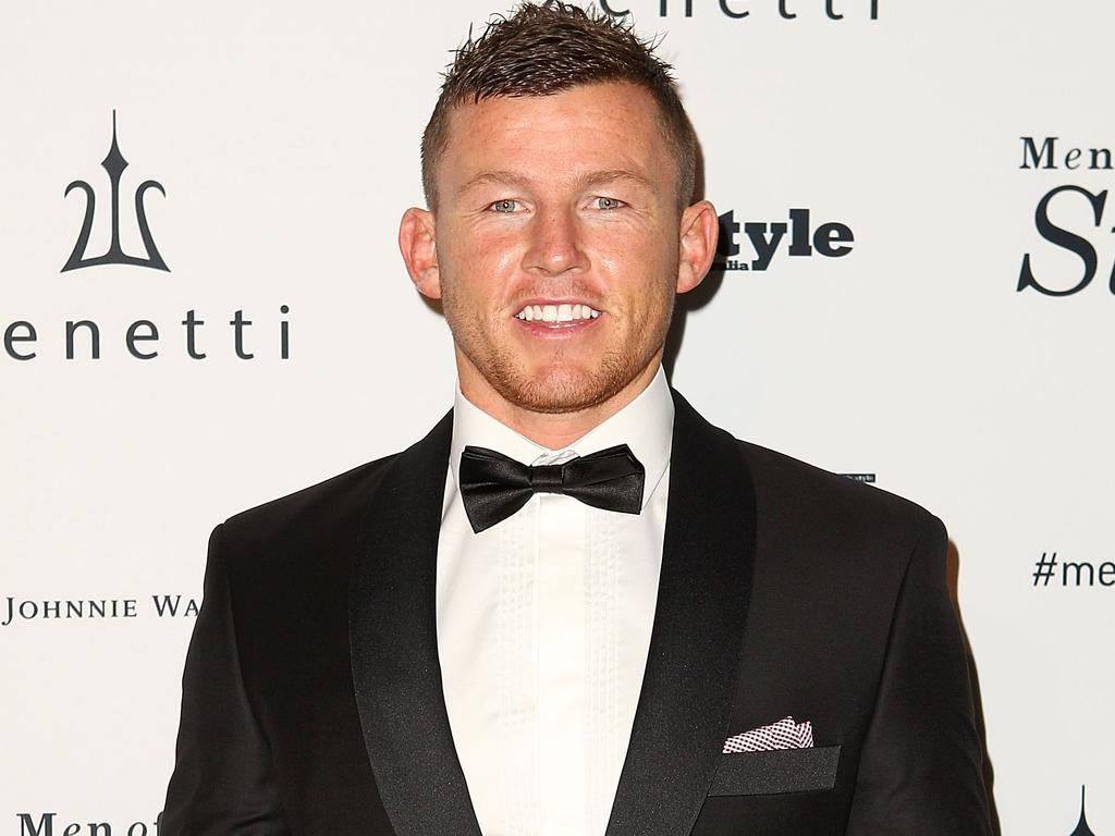 Todd Carney in better times, in 2013.
