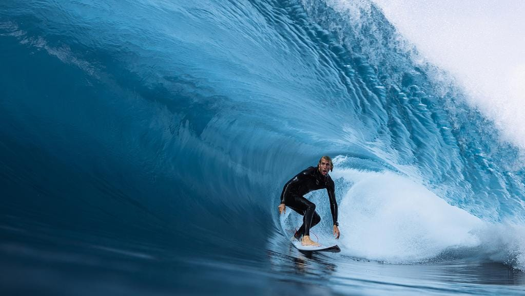 Surfer Owen Wright S Emotional Road To Recovery From Brain