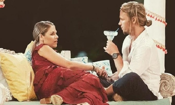 Reports claim Sam has told other contestants not to propose in the finale.Source:Instagram