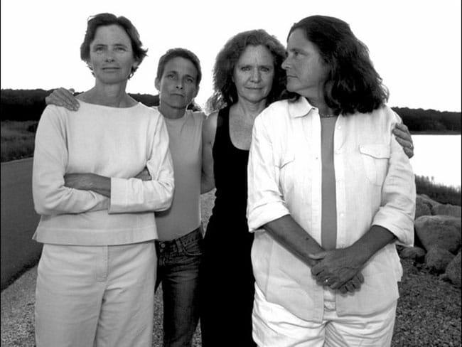 The Brown Sisters 2005. Picture: Nicholas Nixon