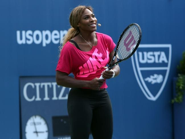 Serena Williams has won the US Open five times, including the last two years.