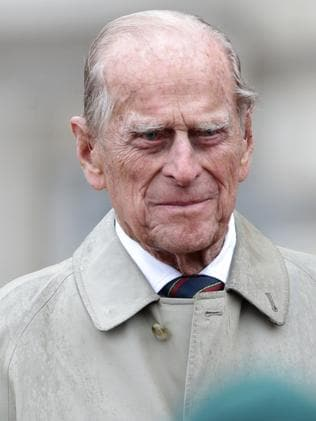 A call on whether Prince Philip will attend will be made on the day. Picture: Getty Images