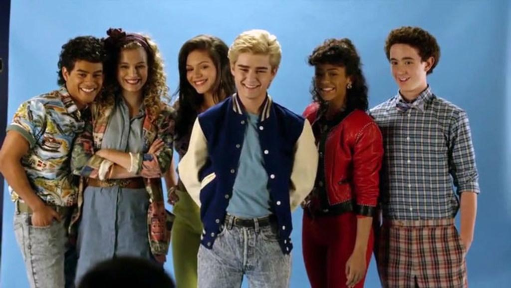 Unauthorised 'Saved By The Bell' telemovie