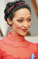 Actress Ruth Negga attends the 89th Annual Academy Awards on February 26, 2017 in Hollywood, California. Picture: Frazer Harrison/Getty Images