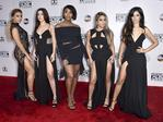 Dinah Jane, Lauren Jauregui, Normani Kordei, Ally Brooke, and Camila Cabello, of Fifth Harmony attend the 2016 American Music Awards at Microsoft Theater on November 20, 2016 in Los Angeles, California. Picture: AP